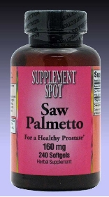 Saw Palmetto, 240 softgels, 160 mg