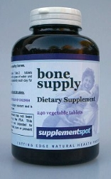 Bone Supply, Formula, 240 capsules