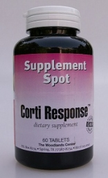CORTI RESPONSE, The CortiSlim Alternative, 60 tablets