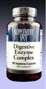 Digestive Enzyme Complex, 180 capsules
