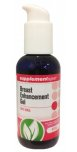 Breast Enhancement Gel with DHEA and Vitamin E, 4 fl oz