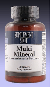 Multi Mineral, 90 tablets