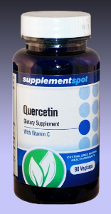 Quercetin, 90 vegicaps, 250 mg